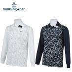 マンシング ( Munsingwear ) ゴルフ   ( メンズ )  トリコット起毛PT長袖ポロ  SG1355 【2016年秋冬モデル】