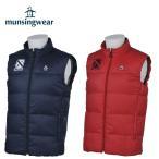 マンシング ( Munsingwear ) ゴルフ   ( メンズ )  ヒートナビダウンベスト RM6512