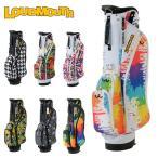 ラウドマウス LOUDMOUTH ゴルフ メンズ レディース スタンドキャディバッグ LM-CB0004