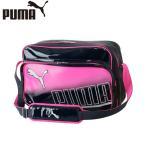 ショッピングエナメルバッグ プーマ ( PUMA )  バッグ ( レディース )  エナメル シャイニーBショルダー L 074049 ENBA