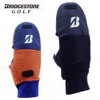 ブリヂストンゴルフ BRIDGESTONE GOLF ゴルフ 手袋 メンズ カバー付手甲 WGG63 防寒