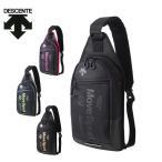 デサント DESCENTE バックパック メンズ レディース ボディーバッグ DAC-8674 リュックサック リュック デイバッグ 鞄 バッグ
