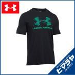 アンダーアーマー UNDER ARMOUR スポーツウェア 半袖 メンズ スポーツスタイルブローアウトロゴTシャツ 1289890