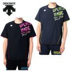 デサント ( DESCENTE ) バレーボール シャツ ( メンズ レディース ) 半袖プラクティスピステ DVB-3660