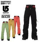 バートン BURTON ボードパンツ レディース Women's Zippy Pant ウィメンズ ジッピー パンツ 11555101