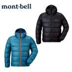 モンベル ( mont bell ) アウトドア ウェア  ライトアルパインダウン パーカ ダウンジャケット Men's メンズ 1101532