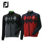 フットジョイ FootJoy ゴルフウェア メンズ フルジップラインセーター FJ-F16-M57