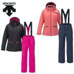 デサント DESCENTE スキー上下セット レディース SKI ST DRA-6297WF