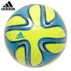 アディダス adidas サッカーボール 5号球 検定球 中学校 高校 一般 ブラズーカ AF5837YB