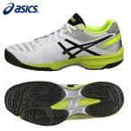 アシックス asics テニスシューズ オールコート用 レディース GEL-SOLUTION SLAM 3 ゲルソリューションスラム 3 TLL773-0190 テニス シューズ