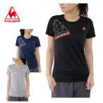 ルコック le coq sportif スポーツウェア レディース 半袖機能Tシャツ QB-017271C 【KPN】 LADYS