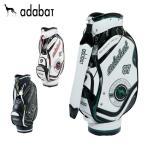 アダバット adabat ゴルフ キャディバッグ メンズ ABC297