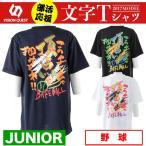 ビジョンクエスト VISION QUEST 野球 半袖アンダーウェア ジュニア メッセージTシャツ頂点 VQ550310G02