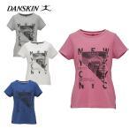 ダンスキン DANSKIN フィットネスウェア 半袖シャツ レディース Tシャツ DB76255