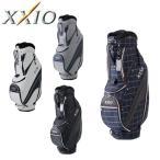 ショッピングゼクシオ ゼクシオ XXIO  ゴルフ キャディバッグ メンズ GGC-X082