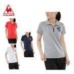 ルコック le coq sportif ポロシャツ 半袖 レディース 襟付きTシャツ QB-719271T