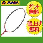 モア MMOA バドミントンラケット 未張り上げ エアパワー2800 MBR-2800