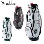 アダバット adabat ゴルフ キャディバッグ メンズ ABC298