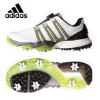 アディダス adidas ゴルフシューズ ソフトスパイク ゴルフスパイクメンズ Powerband BOA boost パワーバンド ボア ブースト Q44848