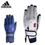 アディダス adidas ゴルフ アクセサリー 両手 手袋 レディース ウィメンズ UVプロテクトアンドフィンガーレス ペアグローブ AWT41