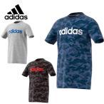 アディダス adidas ジュニアウェア 半袖 ジュニア Boys ESS リニアロゴ Tシャツ MLB22