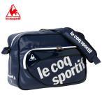 ショッピングエナメル ルコック le coq sportif エナメルバッグ ショルダーバックL QA-620271