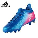 1月26日発売 アディダス adidas サッカースパイク ジュニア エックス 16.3-ジャパン HG J KCD36 BB5705