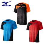 ミズノ MIZUNO Tシャツ 半袖 メンズ レディース 17年ソフトテニス日本代表応援Tシャツ 62JA7X82