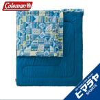 コールマン Coleman 封筒型シュラフ ファミリー2 in1/C5 2000027257