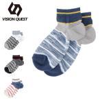 Regular Socks - ビジョンクエスト VISION QUEST レディース ショートソックス VQ430104G29