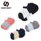 Regular Socks - ビジョンクエスト VISION QUEST レディース スニーカーソックス VQ430104G36