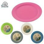 エコソウライフ EcoSouLife 食器 ラージディナープレート Large Dinner Plate BW11-001 アウトドア キャンプ 皿 平皿