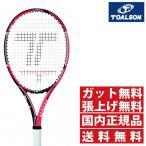 トアルソン TOALSON 硬式テニスラケット 未張り上げ S-MACH TOUR 300 1DR813