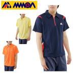 モア MMOA ポロシャツ 半袖 メンズ レディース ジュニア ゲームシャツ MTS-192