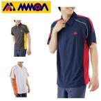 モア MMOA ポロシャツ 半袖 メンズ レディース ジュニア ゲームシャツ MTS-193