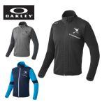 オークリー OAKLEY ゴルフウェア スウェット メンズ SKULL MERGED SWEATER JACKET 2.0 412440JP