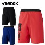 リーボック Reebok  ハーフパンツ メンズ ワンシリーズ SpeedWick グラフィック スピードショーツ DLB30