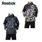 リーボック Reebok  ウインドブレーカー ジャケット メンズ ワンシリーズ ウインド フルジップパーカー DRJ47