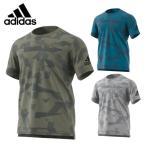 アディダス 機能Tシャツ 半袖 メンズ M4T トレーニングジャガードニットテープグラフィックTシャツ DJX75 adidas