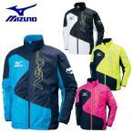 ショッピングブレス ミズノ MIZUNO ウインドブレーカー ジャケット メンズ ウォーマーシャツ ブレスサーモ 32JE7540