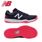 ニューバランス NewBalance  TENNIS ALL COURT WC190NV1D NAVY 23.5cm