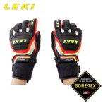 レキ LEKI  スキーグローブ メンズ レディース ワールドカップ レース コーチ フレックス WORLDCUP RACE COACH FLEX S GTX