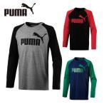 プーマ PUMA Tシャツ 長袖 ジュニア LS Tシャツ 594655