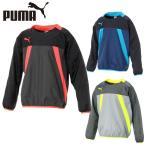 プーマ PUMA サッカーウェア ウインドブレーカージャケット ジュニア EVOTRG ジュニア ラインド ピステトップ 655549