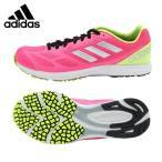 アディダス adidas ランニングシューズ メンズ レディース adiZERO feather RK 2 CDA57 BB6443