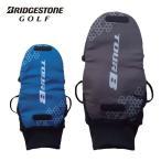 ブリヂストンゴルフ BRIDGESTONE GOLF ゴルフ 手袋 メンズ カバー付き手甲 WGG73
