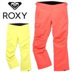 ロキシー ROXY  スノーボードウェア レディース SNOWHOLIC PANT スノーホリック パンツ ERJTP03050