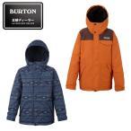 バートン BURTON スノーボードウェア ジュニア Boys' Dugout Jacket ボーイズ タグアウト ジャケット 146140