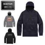 バートン BURTON  スノーボード パーカー メンズ Crown Bonded Pullover クラウン ボンデッド プルオーバー 108911