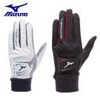 ミズノ MIZUNO ゴルフ 両手用グローブ ブレスサーモ手袋 サーマグリップ 両手 メンズ 5MJMB752